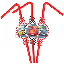 Cars Pipet (6 Adet)