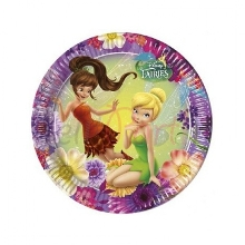 Disney Fairies Tabak (8 Adet)