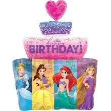 Disney Princess Folyo Balon (53 x 71 cm)