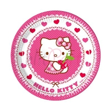 Hello Kitty Tabak (8 Adet)