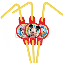Mickey Club House Pipet (6 Adet)