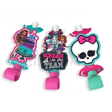 Monster High Kaynana Dili (6 Adet)