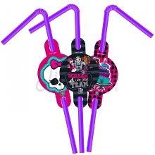 Monster High Pipet (6 Adet)