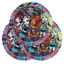 Monster High Tabak (8 Adet)