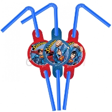 Superman Pipet (6 Adet)
