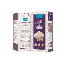 The LifeCo Mor Buğday Unu (500 g)