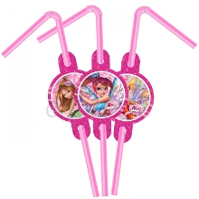Winx Club Pipet (6 Adet)